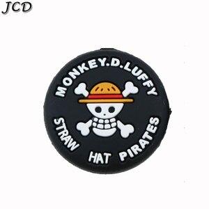 Image 5 - JCD 2PCS אגודל מקל אחיזת כובע Thumbstick ג ויסטיק כיסוי מקרה עבור Sony PS3 PS4 פרו Slim PS5 Xbox אחד 360 מתג פרו בקר