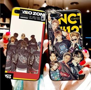 Kpop NCT 127 Neo Zone чехол для телефона iphone 6/6s, 7/8, 7Plus/8Plus, X , XS , XR , XSMax 11Pro