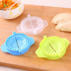Dumpling-Maker-Diameter Kitchen-Tools Food-Grade Plastic-Pack DIY Manual of with The