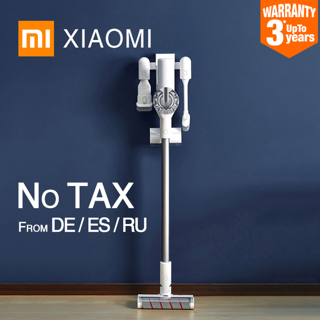 XIAOMI MIJIA Dreame V9 Pro Handheld Vacuum Cleaner For Home Car Multi functional Sweeping Brush Wireless cyclone Suction 20000Pa