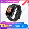 70mai Uhr Saphir Smarwatch Bluetooth GPS 70mai Uhr Herz Rate Tracker 5ATM Wasserdichte Erinnerung APP Benachrichtigung