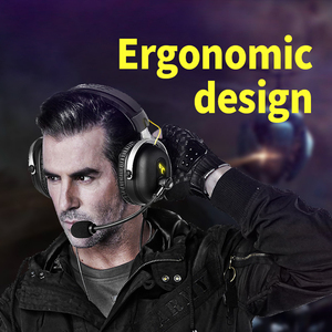 Image 5 - Somic G936PRO Stereo Gaming Headset 7.1 Virtual Surround Game Earphone Headphone with Mic LED Light for PC Computer Laptop Gamer