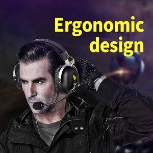 Image 5 - Somic G936PRO Stereo oyun kulaklığıı 7.1 sanal Surround oyun kulaklık mikrofonlu kulaklık LED ışık için PC bilgisayar dizüstü oyun