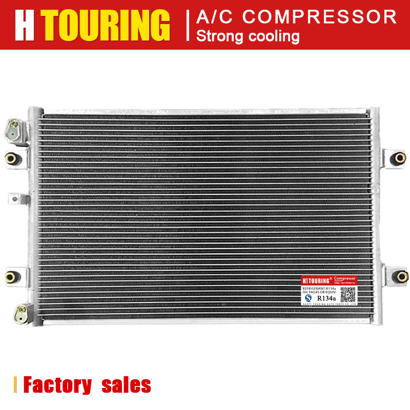 AUTO AC Air Conditioning Condioner Condenser Radiator for DAEWOO DOOSAN AC Condenser DX140-225-34 DX14022534