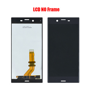 Image 2 - For Sony Xperia XZs G8232 G8231 SOV35 602SO SO 03J LCD screen assembly  touch glass,With repair parts LCD Display Black Silver