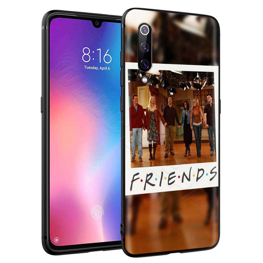 الأصدقاء التلفزيون حالة ل Xiaomi Redmi ملاحظة 8 مي 3 6 8 9 A1 A2 A3 8A 6X 9T CC9 لايت SE برو ماكس F1 10