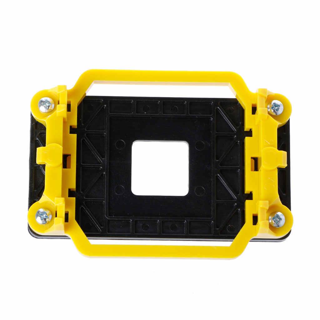 CPU Radiator Cooling Fan Base Houder Moederbord Beugel Voor AMD AM2/AM3/FM1/FM2/940 Drop schip