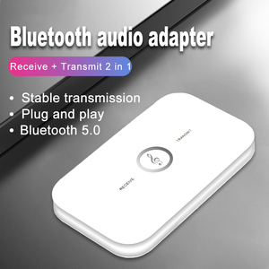 Image 4 - kebidu HiFi Wireless Bluetooth 5.0 Receiver Transmitter with 3.5mm Audio Cable 2 in1 Dual Audio Music Sound Adapter for TV PC