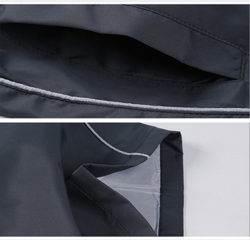 Men's Sportswear Set Spring Autumn Print Tracksuit Men 2 Piece Sets Jacket+Pant Sweatsuit Casual Sporting Outerwear Clothing 6