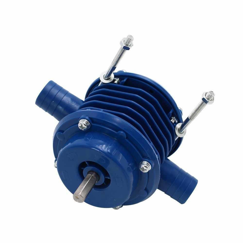 Tugas Berat Self-Priming Bor Listrik Tangan Pompa Air Taman Rumah dengan Filter Tidak Ada Sumber Daya Pompa Sentrifugal Diesel pompa Minyak