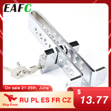 Universal Car Brake Clutch Pedal Lock Anti Theft Strong Security For Cars Truck Throttle Accelerator Pedal Lock