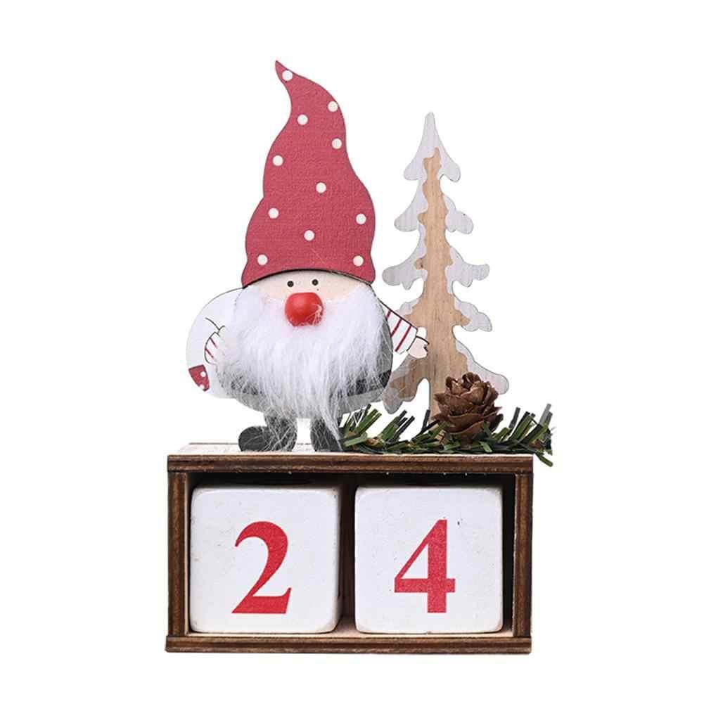 Natale 2021 Calendario.Calendario Di Natale Buon Natale Decorazioni Per La Casa Noel Natale 2021 Regali Di Nuovo Anno Di Natale Babbo Natale Bambole Elf Decorazione Navidad Advent Calendars Aliexpress