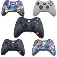 Gamepad para Xbox 360 control inalámbrico/con cable para XBOX 360 control inalámbrico Joystick para XBOX360 control de juegos Joypad