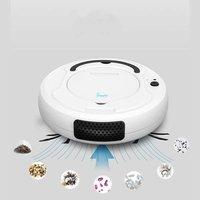 Tod 1800Pa multifuncional smart floor cleaner  3 em 1 automático recarregável inteligente varrendo robô seco molhado varrendo aspirador de pó|Vassoura manual| |  -