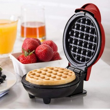 Electric Waffles Maker Bubble Egg Cake Oven Breakfast Waffle Machine Egg Cake Oven Pan Eggette Machine Mini Waffle Pot 1500w waffle maker for snack coffee shop electric waffle oven egg bubble oven bakery machine kitchen accessories