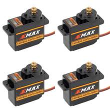 EMAX ES08MDII ES08MD II Digital Servo 12g/ 2.4kg/ High-speed Mini Metal Gear