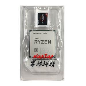 AMD Ryzen 5 3500X R5 3500X 3.6 GHz Six-Core Six-Thread CPU Processor 7NM 65W L3=32M 100-000000158 Socket AM4 New but without fan