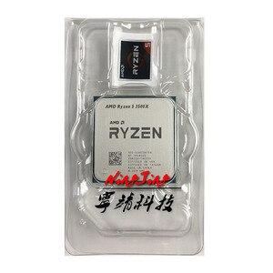 Image 1 - AMD Ryzen 5 3500X R5 3500X 3,6 GHz Sechs Core Sechs Gewinde CPU Prozessor 7NM 65W L3 = 32M 100 000000158 Buchse AM4 Neue aber ohne lüfter
