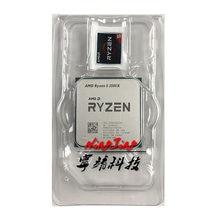 AMD-Microprocesador Ryzen 5 3500X, dispositivo CPU R5 de seis núcleos y seis hilos, 3,6 GHz, 7NM, 65W, L3=32M 100-000000158, enchufe AM4, no incluye ventilador, novedad
