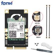 2974 Мбит/с для Intel AX210 Mini PCI-E Wi-Fi 6E адаптер двухдиапазонный беспроводной Bluetooth 5,2 2,4G/5 ГГц 802.11ax Wi-Fi карта для Windows 10