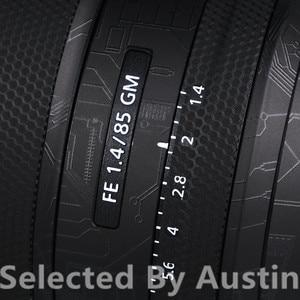 Image 4 - Funda protectora de película para Sony FE 85mm 1.4GM, antiarañazos