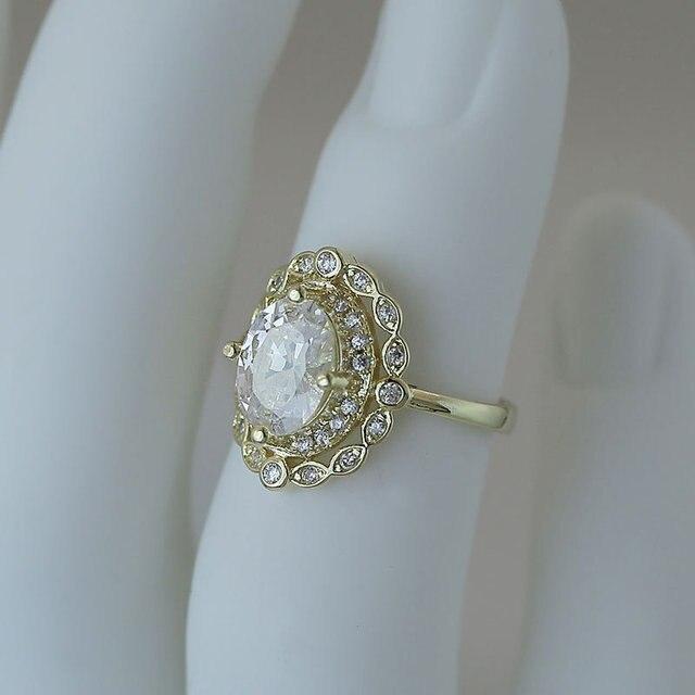 Женское кольцо с инкрустацией Visisap, корейское, японское, золотое, инкрустированное, ювелирное изделие на день рождения, B2577