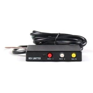 Image 4 - 電源ビルダータイプ B 改訂リミッターレース排気火炎放射器キット点火改訂リミッター起動制御火災コントローラなしロゴ