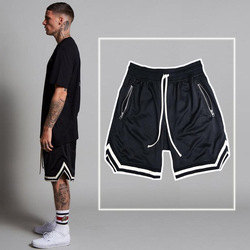 Hirigin 2020 Men's Casual Shorts Summer New Running Fitness Fast-drying Trend Short Pants Loose Basketball Training Pants