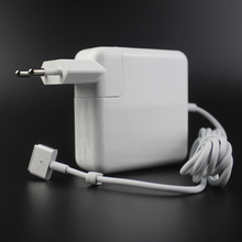 "60W 16.5V-3.65A T-tip Laptop Power Adapter Charger for Apple MacBook Pro Retina 13"" A1425 A1435 A1502 EU plug"