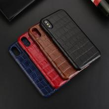 Genuine Leather Case For Iphone X 11 12 Pro Max Case For 12 Mini Cover Fashion Coque For Iphone XS Max XR 7 8 Plus SE 2020 Cases