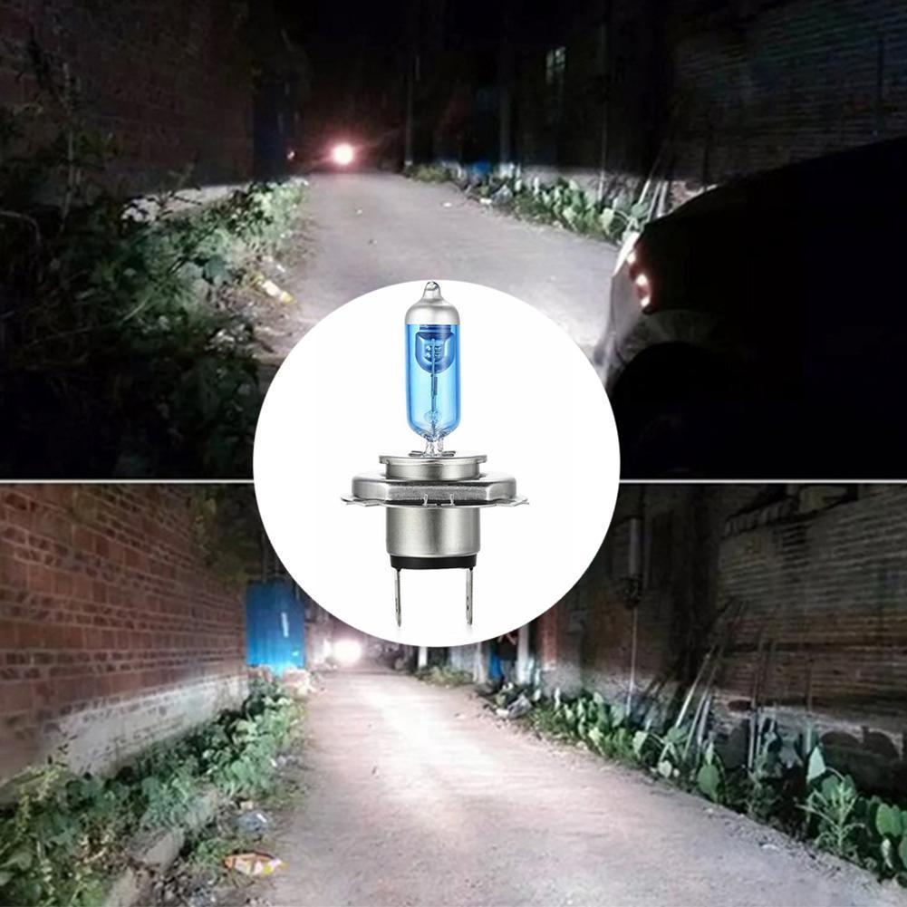 H7 галогенный 100 Вт 12 в супер яркий белый противотуманный светильник s галогенная лампа высокой мощности лампа фары автомобиля Автомобильный светильник источник парковки Ультра
