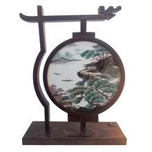 Настольная лампа в античном китайском стиле для спальни гостиной