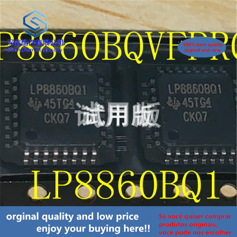 1pcs 100% Orginal And New LP8860BQVFPRQ1 LP8860BQ1 LP8860BQI QFP  Best Qualtiy