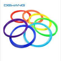 DEWANG PLA Filament 1,75mm 10M 3d Drucker Filament 3d Kunststoff Griffe 36 Farben Druck Material Stangen Für 3d stift PETG Filament