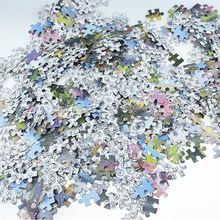 1000 peças de papel diy jigsaw paisagem brinquedos crianças brinquedos educativos decorações jigsaw montagem paisagem brinquedos 50x75cm a