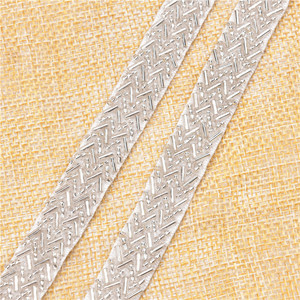 Image 2 - 5 หลา/lot Rhinestones ลูกไม้ผ้าริบบิ้นตัด 1.5 ซม.ถัก Applique Scrapbooking Craft อุปกรณ์เย็บผ้าสำหรับงานแต่งงานชุด