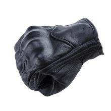 Motorcycle Leather Touch Screen Full Finger Gloves Universal Motorcycle Racing Riding Off-Road Windproof Gloves for Men Women motorcycle off road racing rider anti touch screen leather gloves