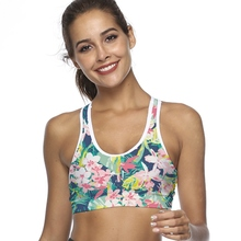Women Sexy Sports Bra Back with Phone Pouch Shockproof Portable Lady Quick Drying Running Gym Underwear Tops Swimwear