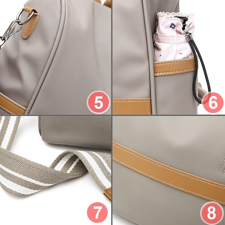 Hbc4a181668c74acd94d2d4f4f6937eb7h Anti-theft women backpacks ladies large capacity backpack high quality bagpack waterproof Oxford women backpack sac a dos