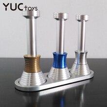 Toys Hand-Spinner Fidget Moondrop Anti-Gravity Desk-Toy Fingertip Relieve-Stress Iron-Box
