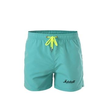 New swimming shorts for men swimwear mens summer beach wear surf trunks Customizable print comfortable
