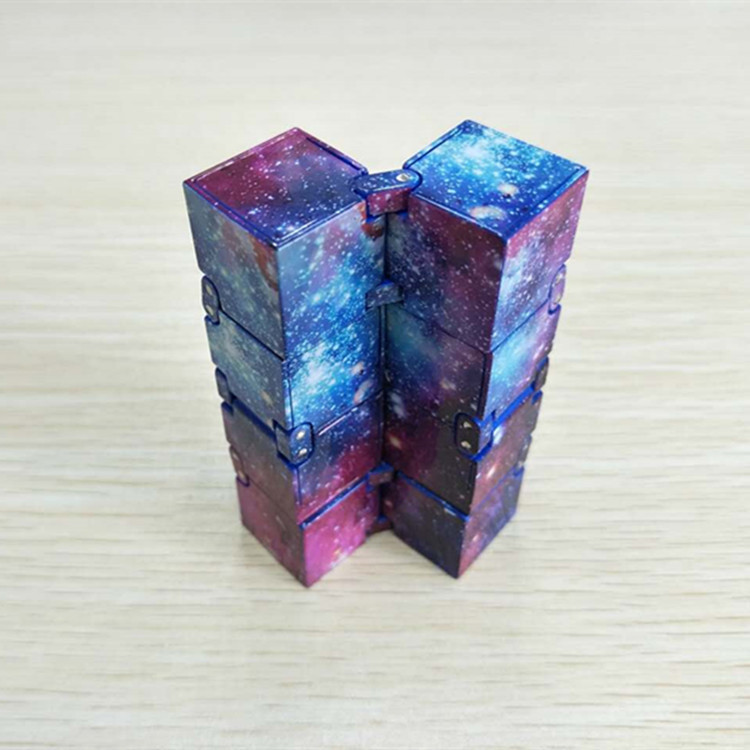 Autism-Toys Infinite-Cube Stop-Stress Cubic-Puzzle Office-Flip Reliever Creative New-Trend img4