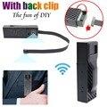 JOZUZE HD 1080P DIY Portable WiFi IP Mini Camera P2P Wireless Micro Webcam Camcorder Video Recorder Support Remote View Body Cam