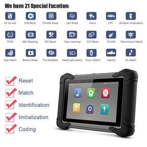 Image 2 - EUCLEIA S8 전문 전체 시스템 OBD2 스캐너 J2534 ECU 프로그래밍 ODB OBD2 자동차 스캐너 PK MK908P 자동차 진단 도구