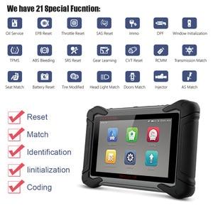 Image 2 - EUCLEIA S8 Professional Full System OBD2 Scanner J2534 ECU Programming ODB OBD2 Automotive Scanner PK MK908P Car Diagnostic Tool