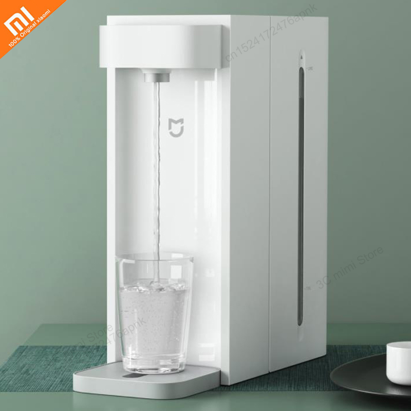 Xiaomi Mijia C1 Smart Instant Hot Drinking Water Dispenser 3S Quick Heating Water Temperature Portable Home/Office Desktop 2.5L