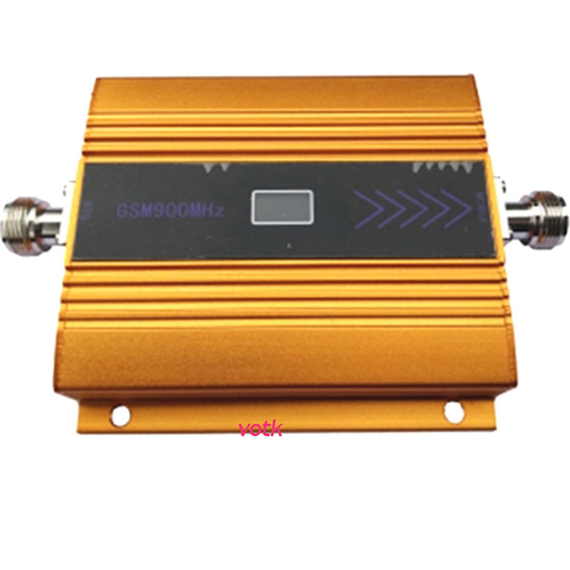 Mini GSM Repeater Mobile Gsm Signal Booster ,900mhz GSM Signal Amplifier With LCD Display Power Adapter
