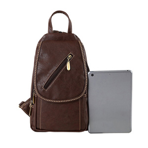 Image 5 - Vintage Soft PU Leather Backpack Women Purse Mini Lady Shoulder Bags Small Travel Casual School Crossbodys Bag for Female