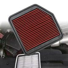 Filtros de admissão de ar frio do carro desempenho substituição painel filtro de ar se encaixa para lexus is250 is350 gs350 toyota reiz mark x rav4