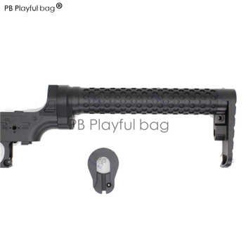 diy cs Outdoor sports toy water bullet gun jm9 jm8 modified accessories with l-type water bomb after upgrading materials KD06